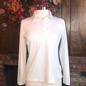 Adidas Golf Long Sleeve Shirt
